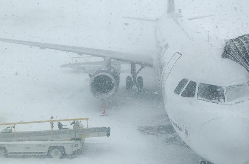 Suspenden vuelos R. Dominicana a Nueva York por tormenta de nieve