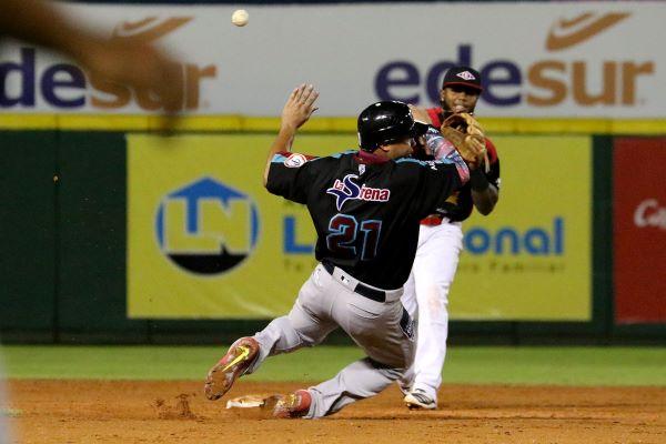 Gigantes, Aguilas y Toros ganan en el torneo de beisbol de la R.Dominicana