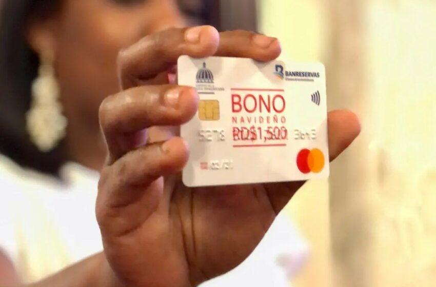 El bono navideño comienza a circular este viernes en República Dominicana