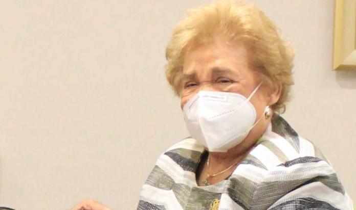 Fallece presidenta de la Cruz Roja Dominicana, Ligia Leroux de Ramírez