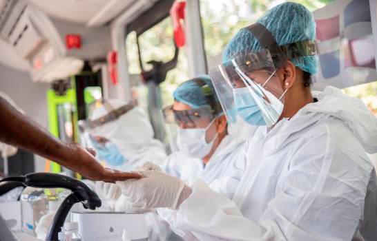 Salud Pública reporta 1,595 casos de coronavirus y una muerte