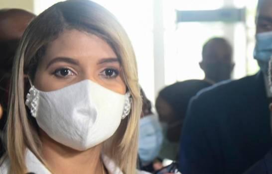 Renuncia Kimberly Taveras del Ministerio de la Juventud tras escándalo