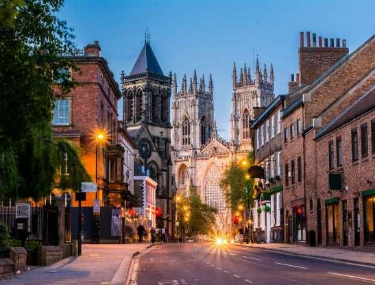 Descubre York, la ciudad más inglesa de Inglaterra