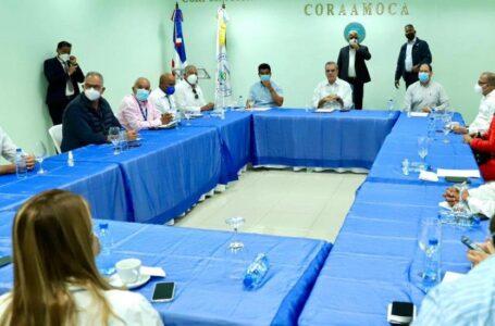Abinader: El Gobierno trabajará en un Plan Nacional del Agua