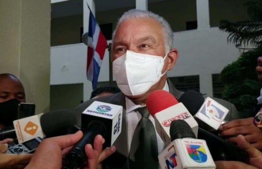 """Andrés Bautista dice """"vagabundería de Danilo y Jean Alain"""" produjo alteraciones en sus cuentas"""