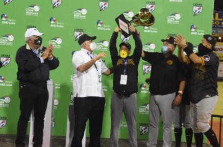 ¡Águilas conquistan su corona 22! alcanzan al Licey en campeonatos