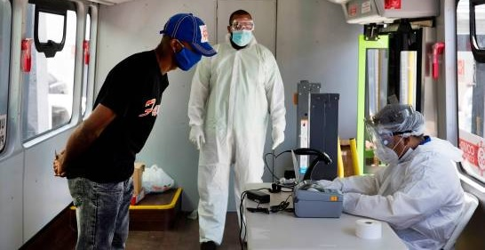 República  Dominicana notifica 1,532 nuevos contagios y 9 defunciones por Covid