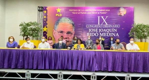 PLD avanza en la organización y planificación fase electoral Congreso