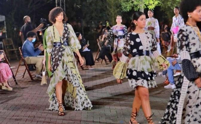 """Artista Rafael Rivero presenta """"Bloom Garden"""", inspirada en la cuarentena"""