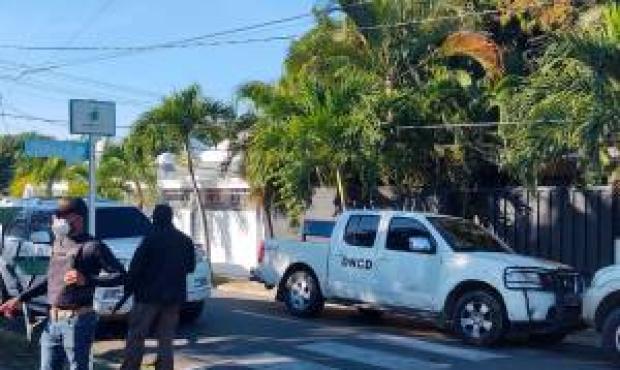Residencia allanada por la DNCD es alquilada por Abel Martínez desde hace 15 años
