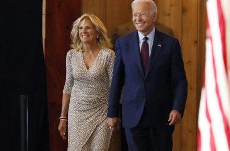 Jill y Joe Biden, una historia de amor y valores familiares