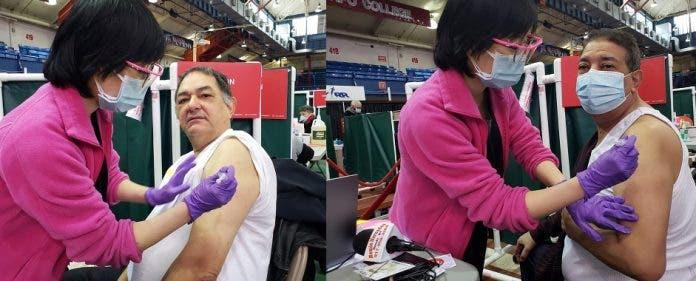 Pocos hispanos se vacunan contra Covid-19 en NY; periodistas dominicanos exhortan hacerlo