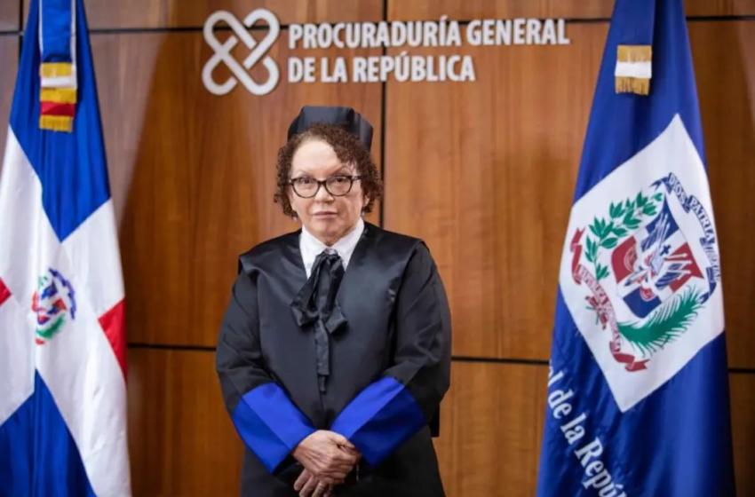 Procuradora Miriam Germán dirige investigación que involucra a Donald Guerrero y Simón Lizardo