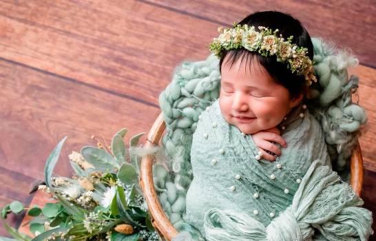 Las primeras fotos de Nova Horford Vega, la cuarta bebé de Al Horford y Amelia Vega
