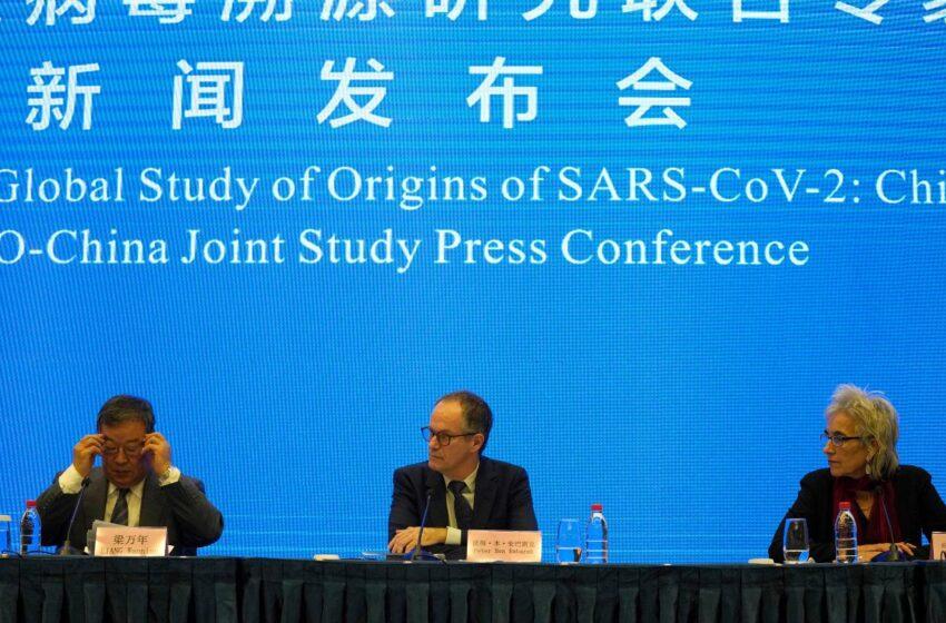 China niega que ocultara datos sobre virus y pide investigar en otros países