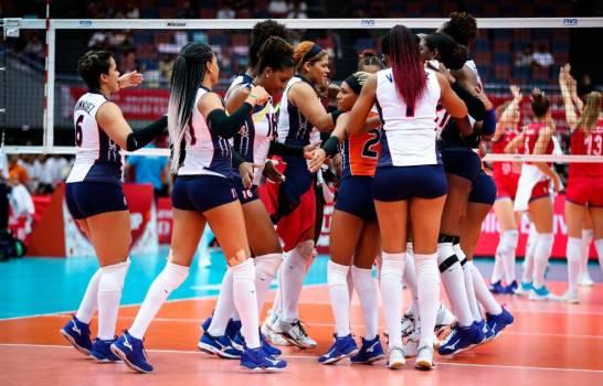 Voleibol es el único equipo de conjunto clasificado a Tokio, otros van tras sus puestos