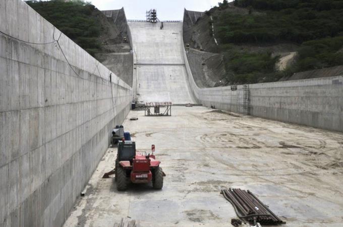 Voces de la región de Enriquillo se levantan por la terminación de la Presa de Monte Grande