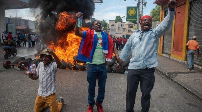 El gobierno dominicano manifiesta su profunda preocupación por Haití
