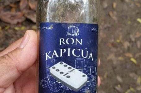 """""""Kapicúa"""", otra bebida alcohólica adulterada que puede causar la muerte"""