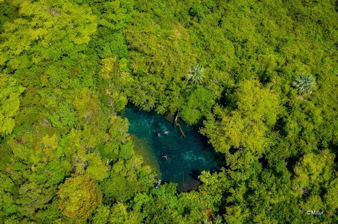 Los ecosistemas de República Dominicana: soluciones naturales frente al cambio climático