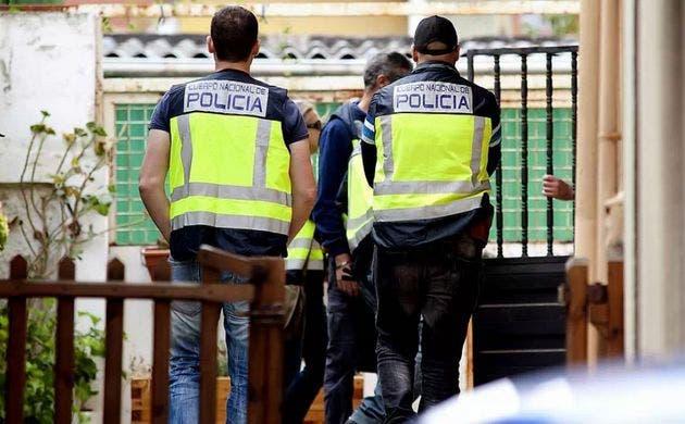 Un dominicano entre los detenidos por abusar de una menor en Madrid