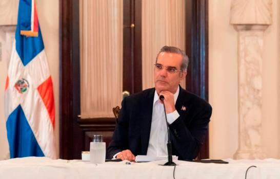 Presidente Abinader firmará carta de acuerdo con Estados Unidos