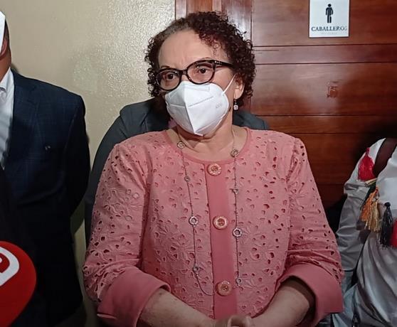 Miriam Germán cuestiona anteriores autoridades MP por no conversar con Brasil sobre las delaciones premiadas en caso Odebrehct