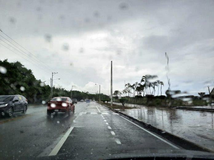 Siguen las lluvias; suben a nueve las provincias en alerta