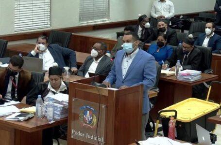 Girón Jiménez inculpa a todos los imputados en la red y da los detalles de cómo operaba supuesto entramado