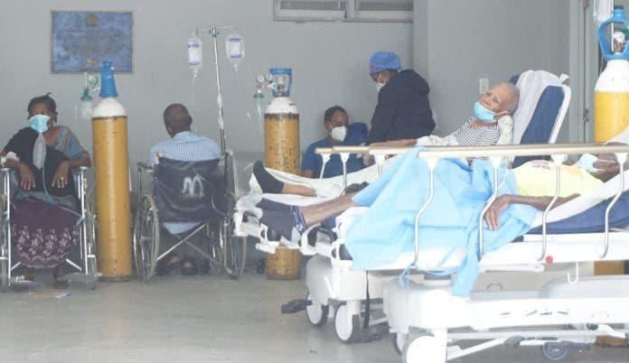 Salud garantiza oxígeno a pacientes de Covid-19