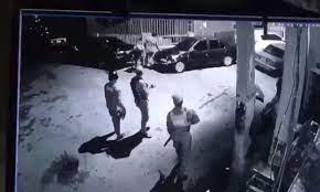 Conductor atropella agentes de la Policía Nacional en sector Los Praditos