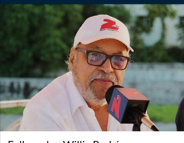 Muere el veterano locutor Willy Rodríguez