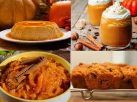 15 recetas con calabaza que necesitas comer en Otoño