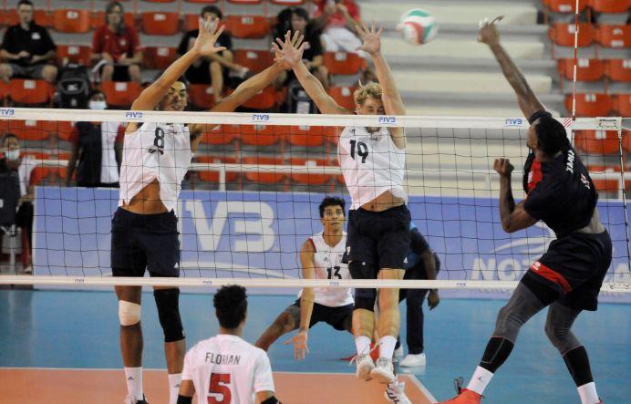 República Dominicana vence EEUU y sigue invicto en Panam Voleibol
