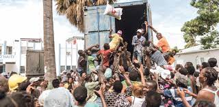 Haití cada día más a la deriva