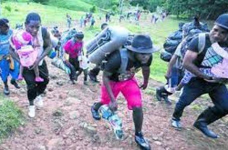 Oleadas de haitianos se dirigen hacia Estados Unidos